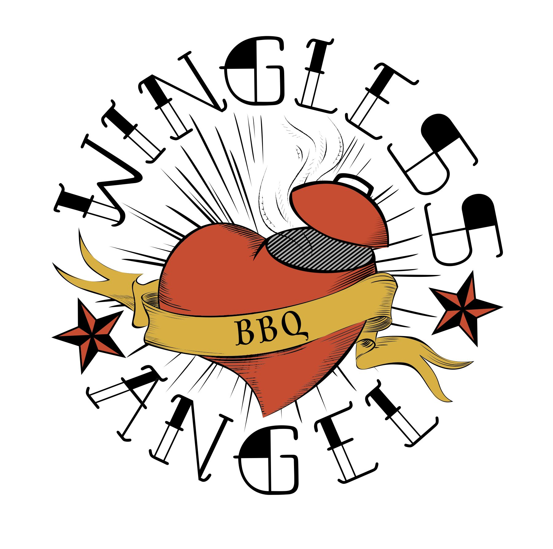 Wingless Angel BBQ